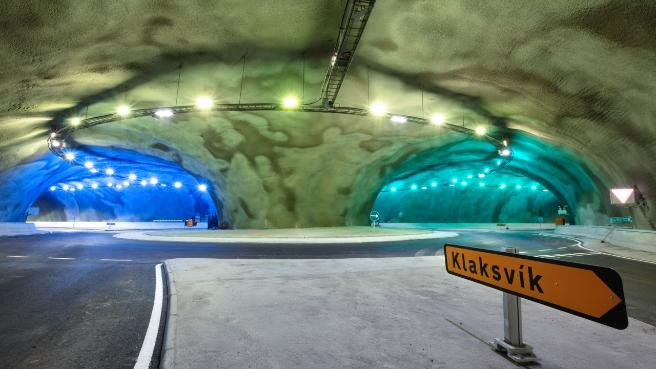 Tunel-Rotonda-Submarina Islas Feroe Dinamarca (1)