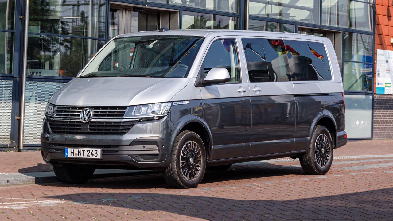 Volkswagen Caravelle 2020 – 1