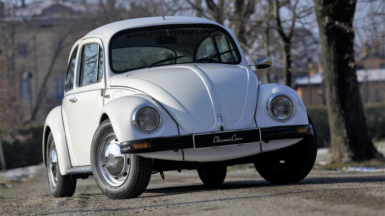 1978 Volkswagen Beetle Blindado (1)