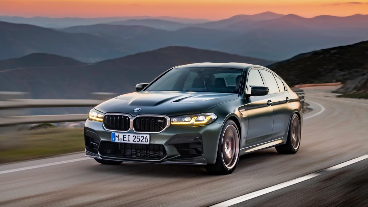 BMW M5 CS 2021 – 18