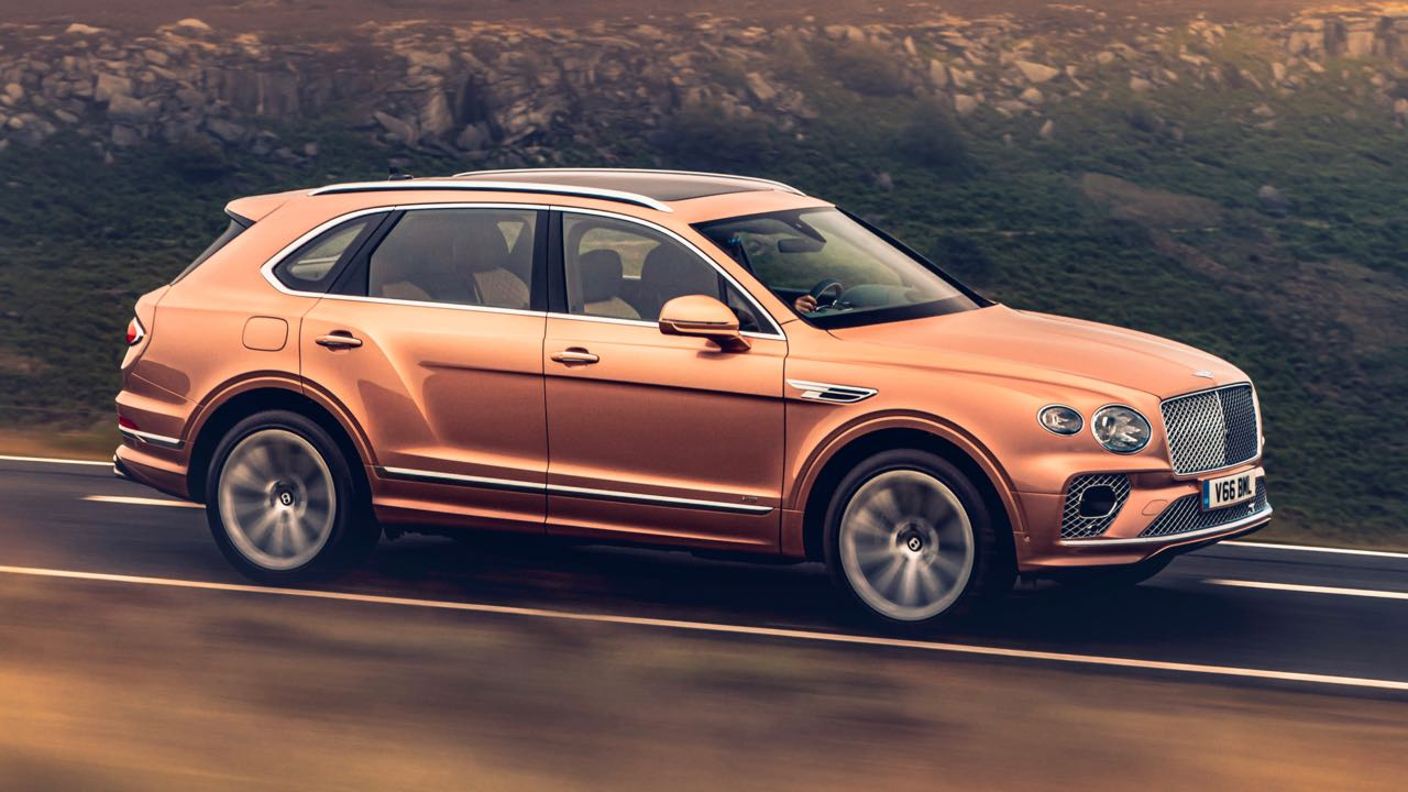 Bentley Bentayga V8 2021 – 15