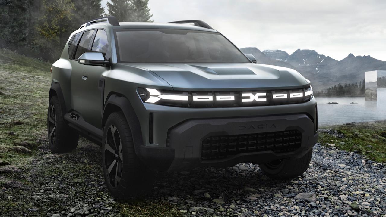 Dacia Bigster Concept – 14
