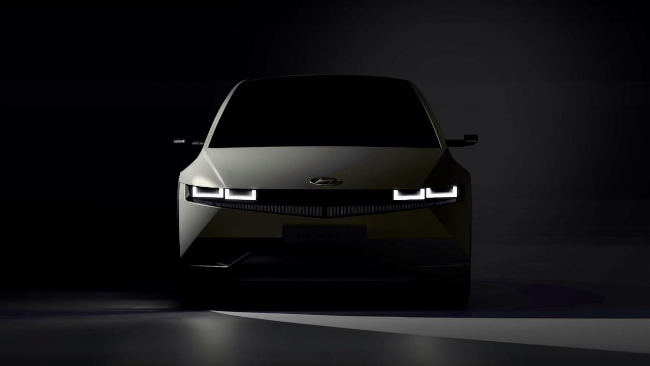 Hyundai Ioniq 5 teaser – 3