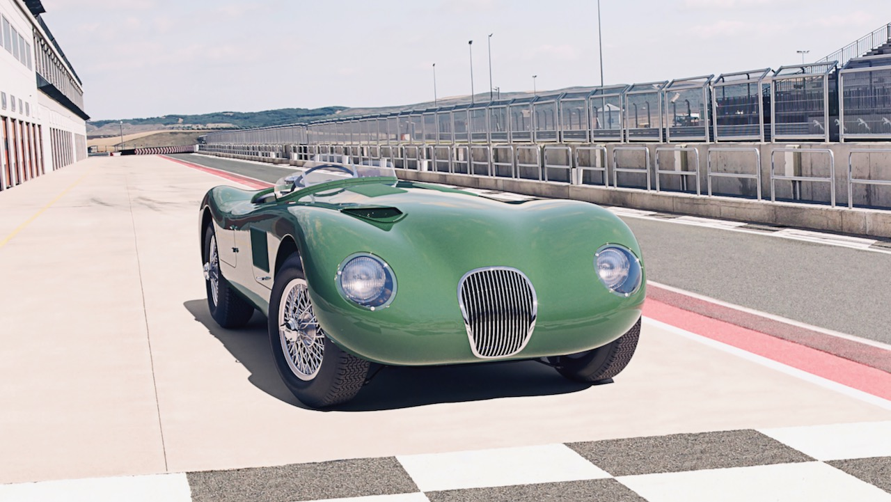 Jaguar C-Type 1953 – 6