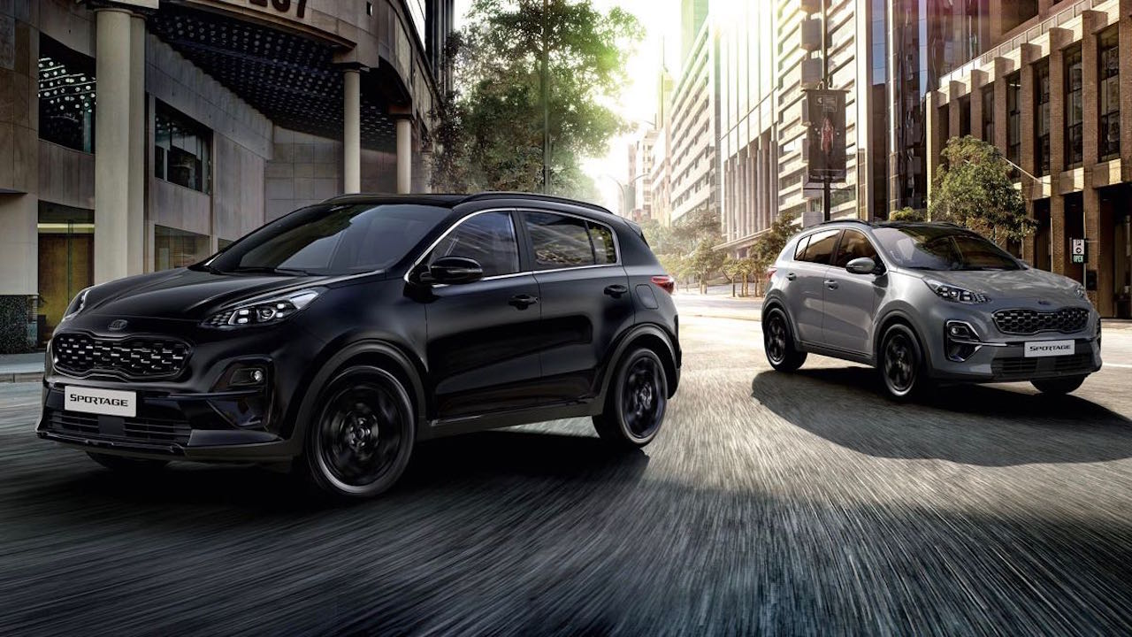 Kia Sportage Black Edition 2021