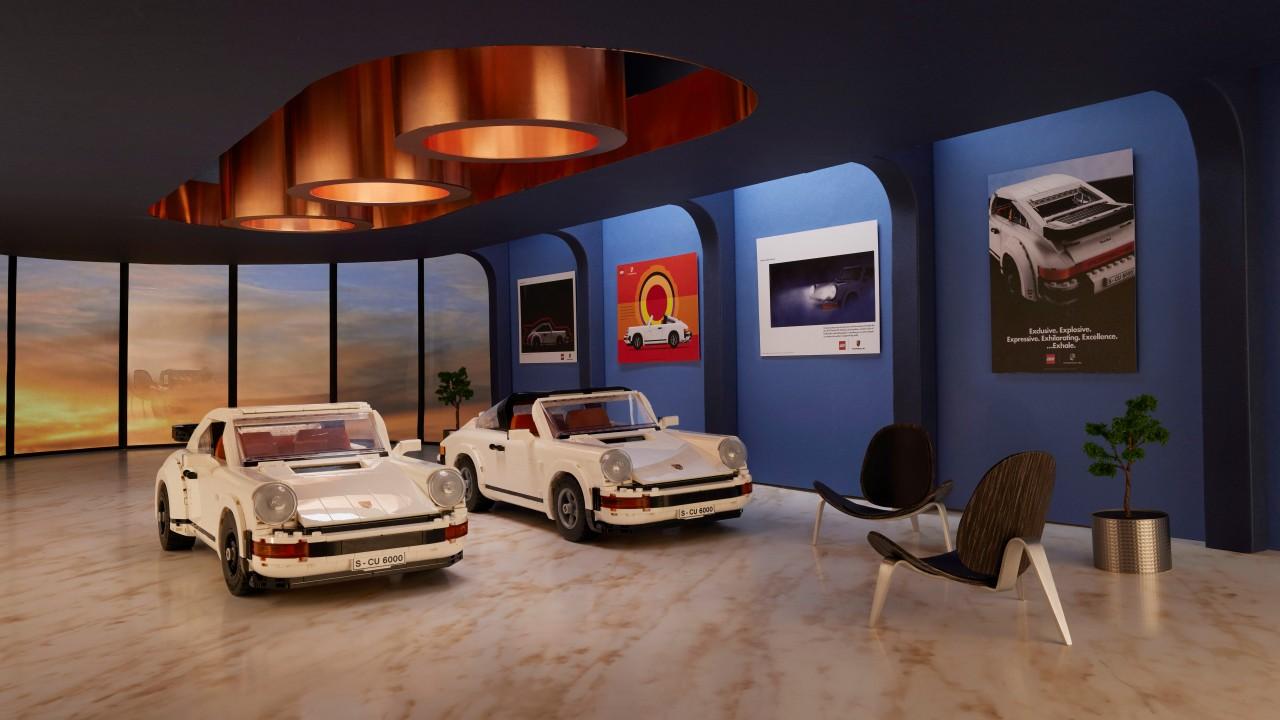 LEGO Porsche 911 Turbo y Targa (1)