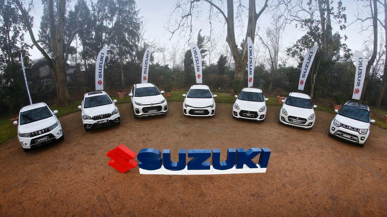 Litros x Kilos Suzuki 2020 – 1