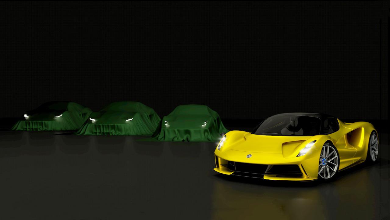 Lotus modelos futuro – 1