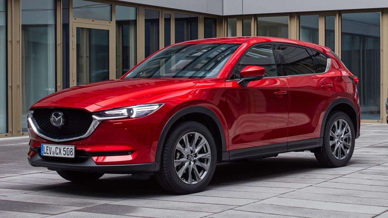 Mazda CX-5 2021 – 3