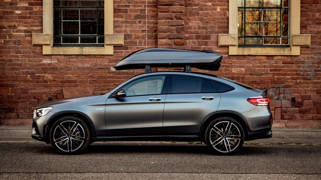 Mercedes-AMG cofre portaequipajes – 2