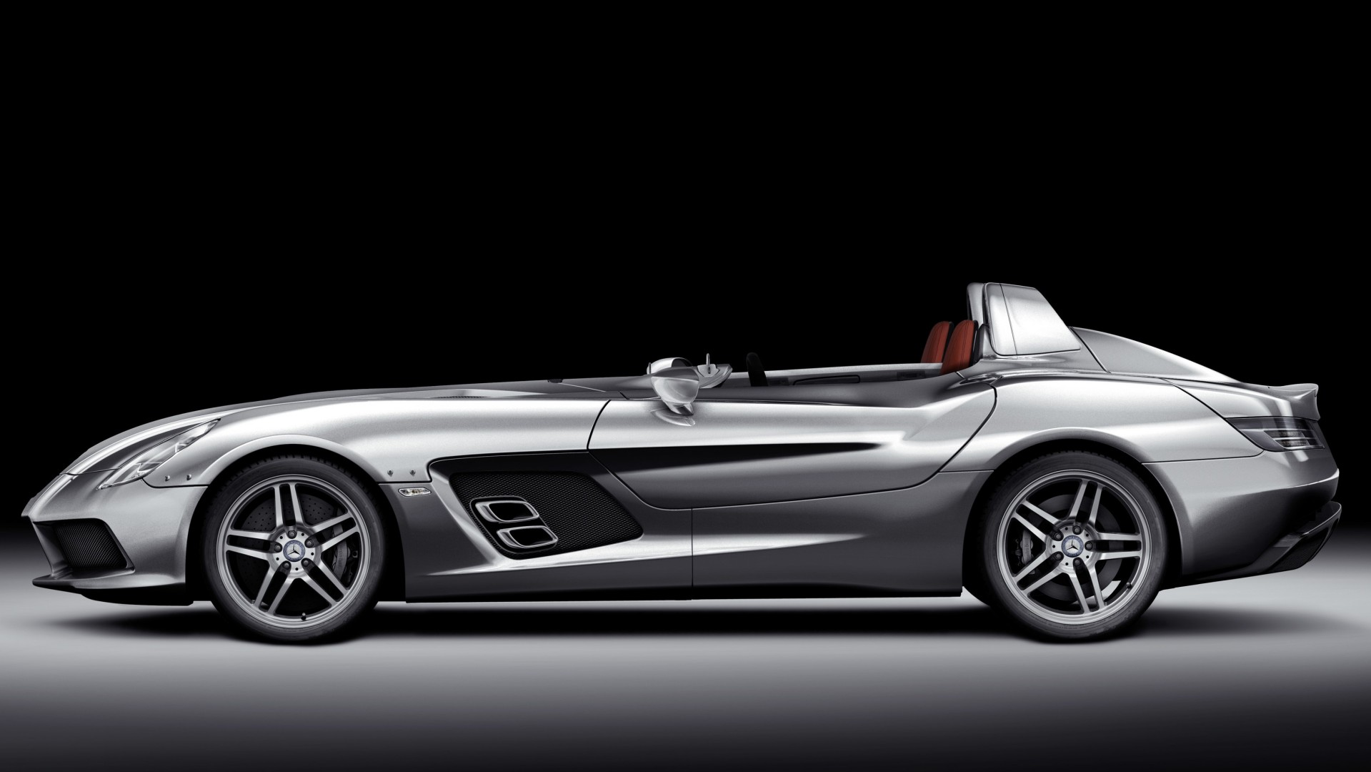 Mercedes Benz SLR McLaren Stirling Moss