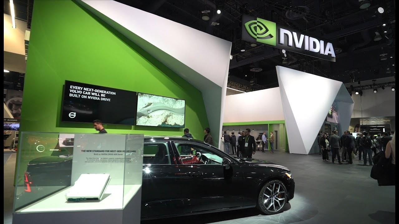 Nvidia Tecnologia de Conduccion Autonoma (2)