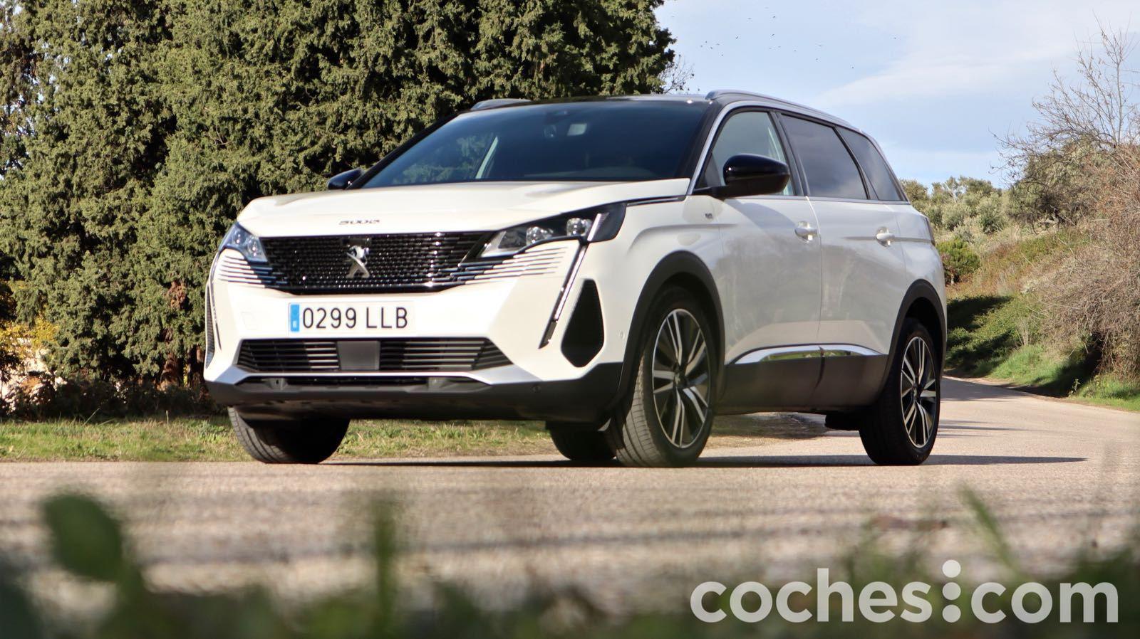 Peugeot 5008 prueba – 13