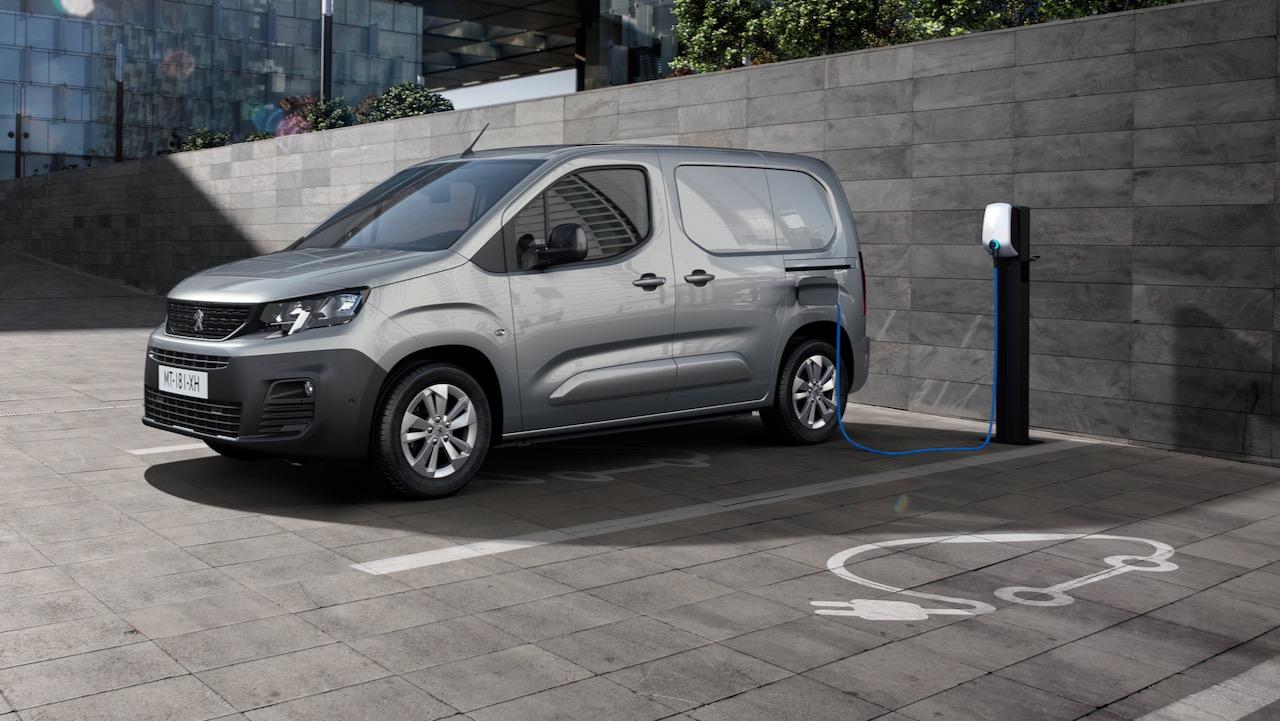 Peugeot e-Partner – 7