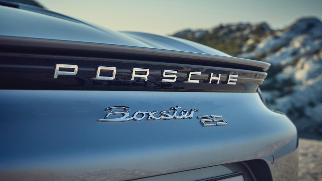 Porsche Boxster 25 Years – 1