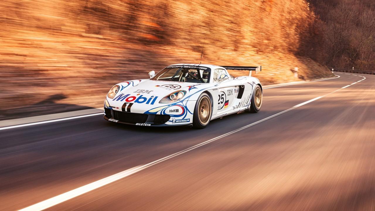 Porsche Carrera GT-R 2005 (1)