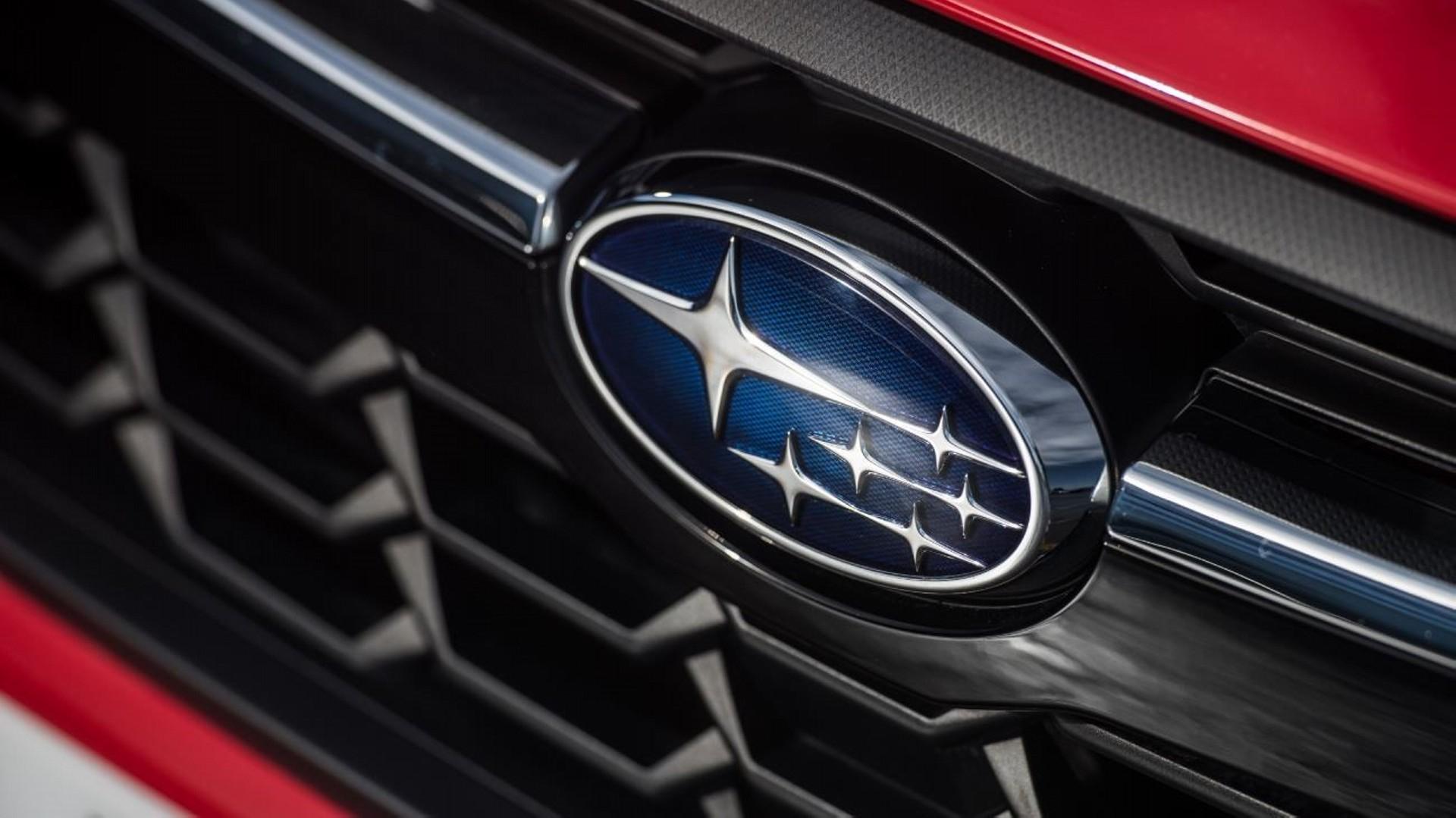 Subaru Logotipo (5)