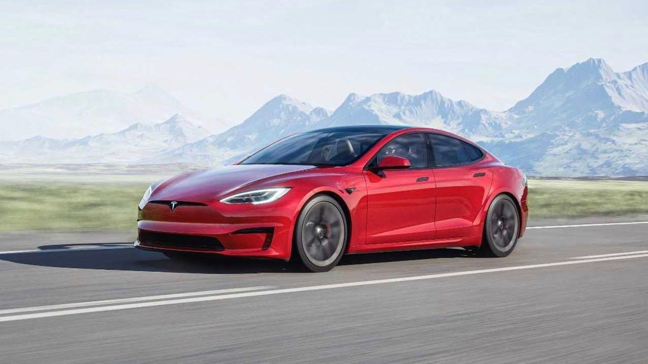 Tesla Model S 2021 – 7