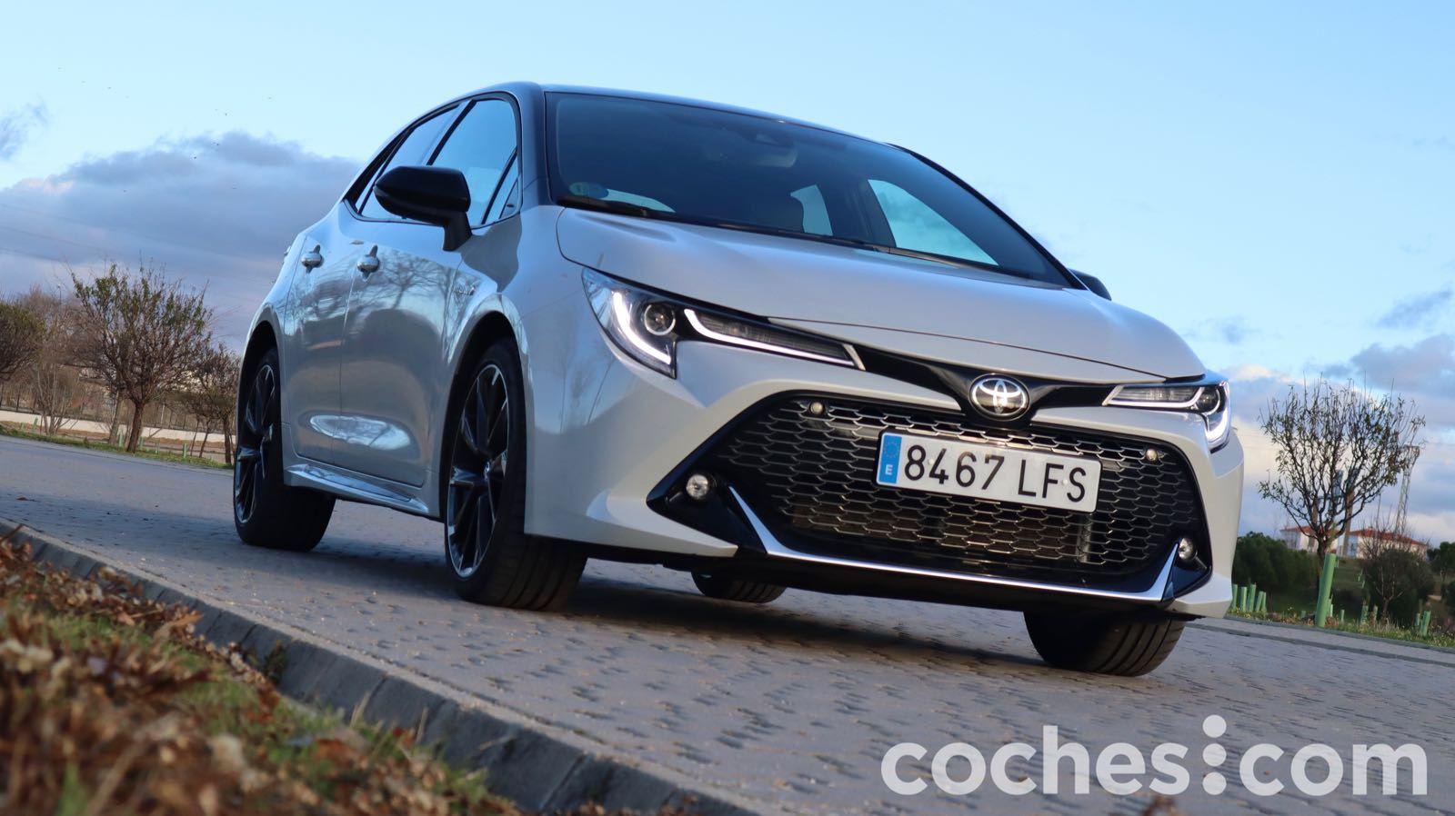 Toyota Corolla GR Sport prueba – 6