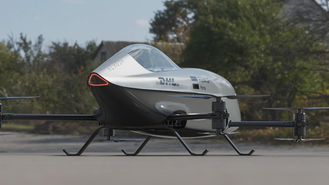 Airspeeder Coche de Carreras Volador (2)
