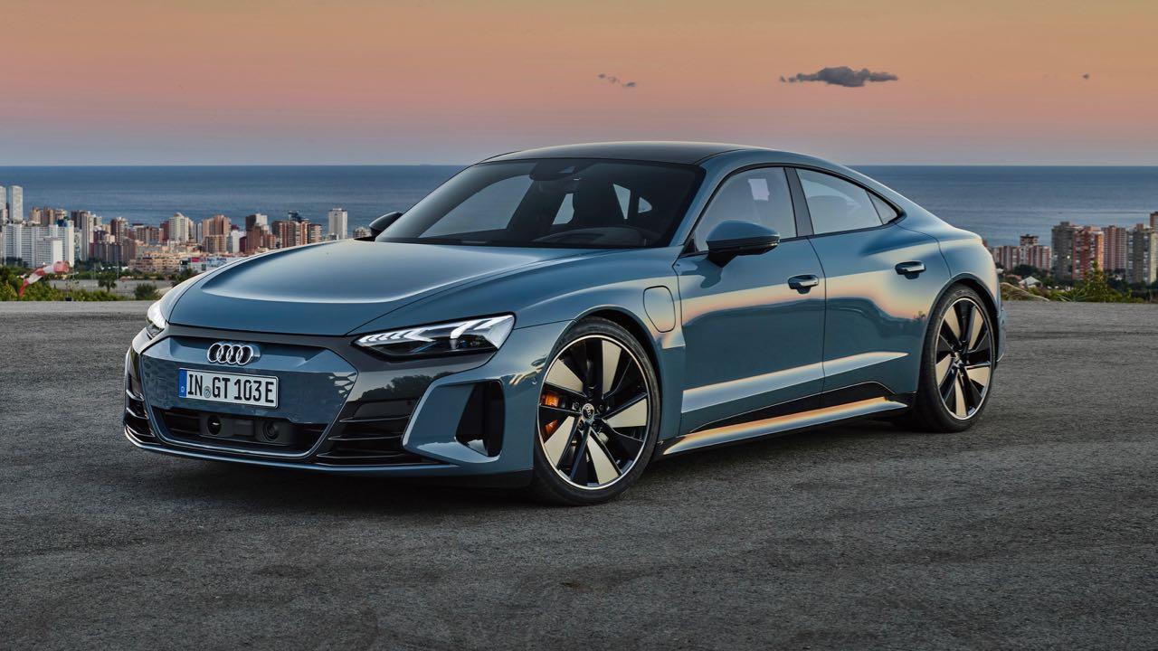 Audi e-tron GT 2021 – 16