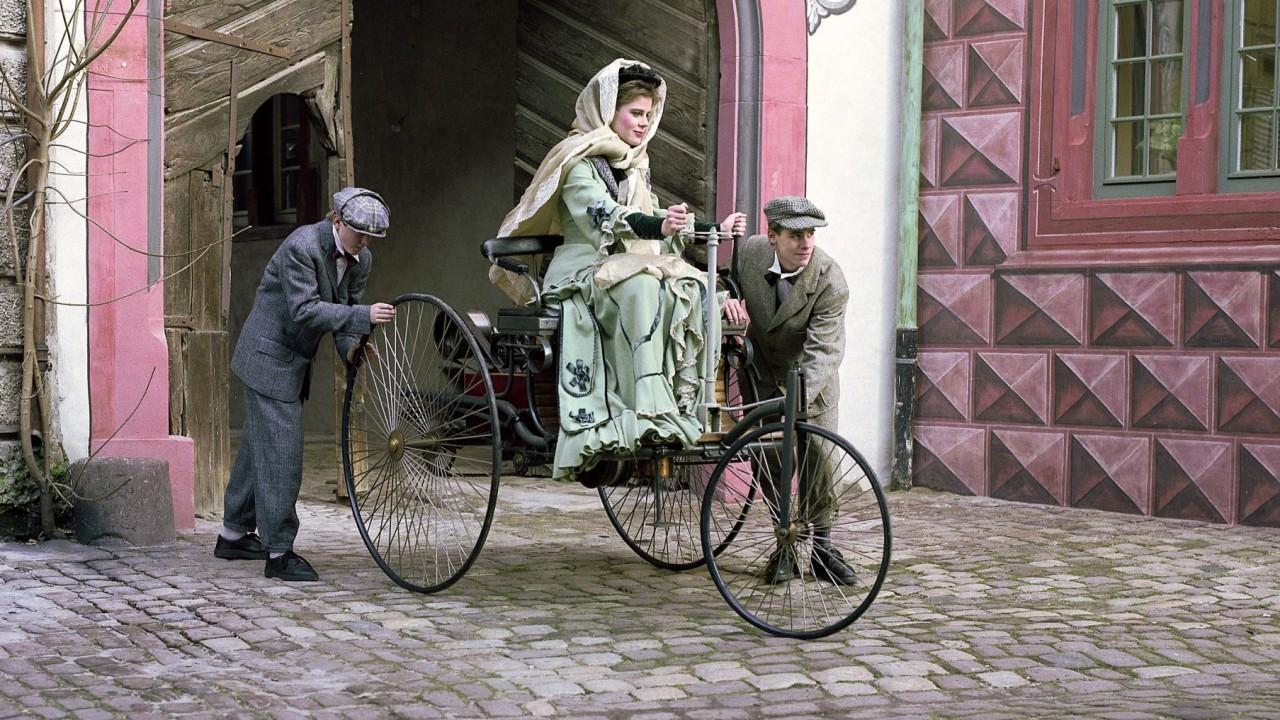 Benz Patent Motorwagen Typ I 1885 (1)