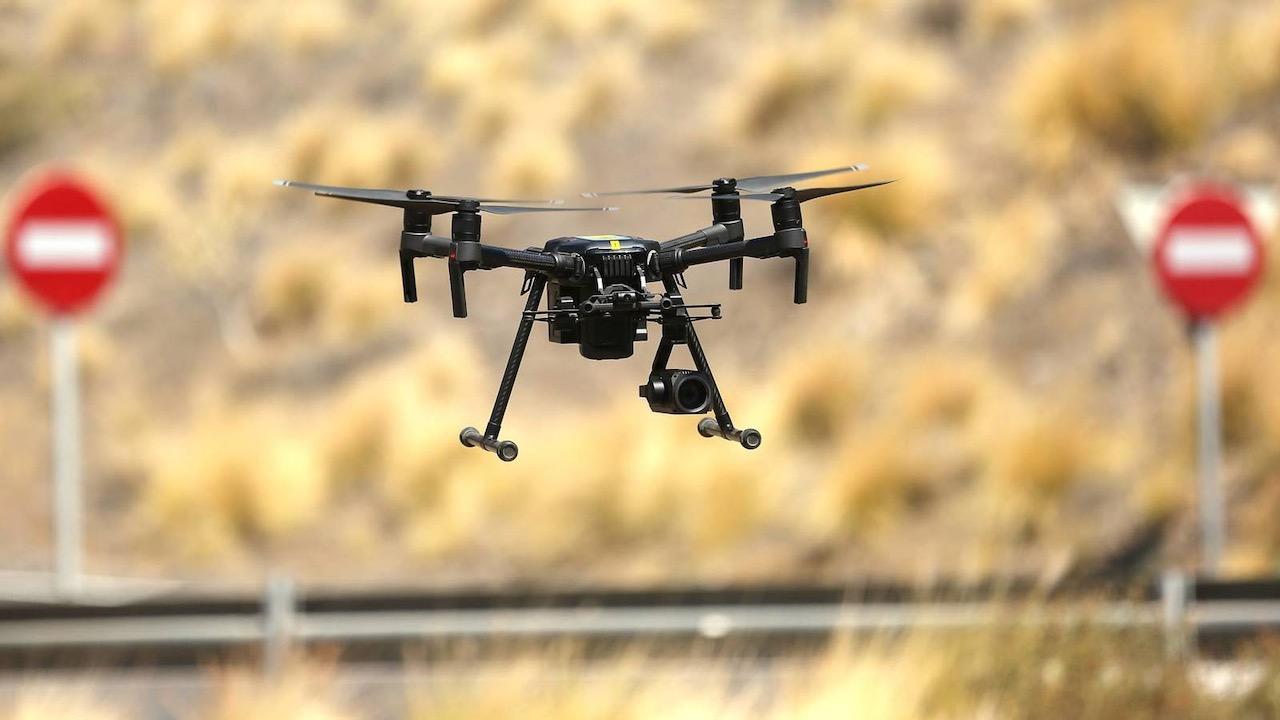 Drones DGT – 1