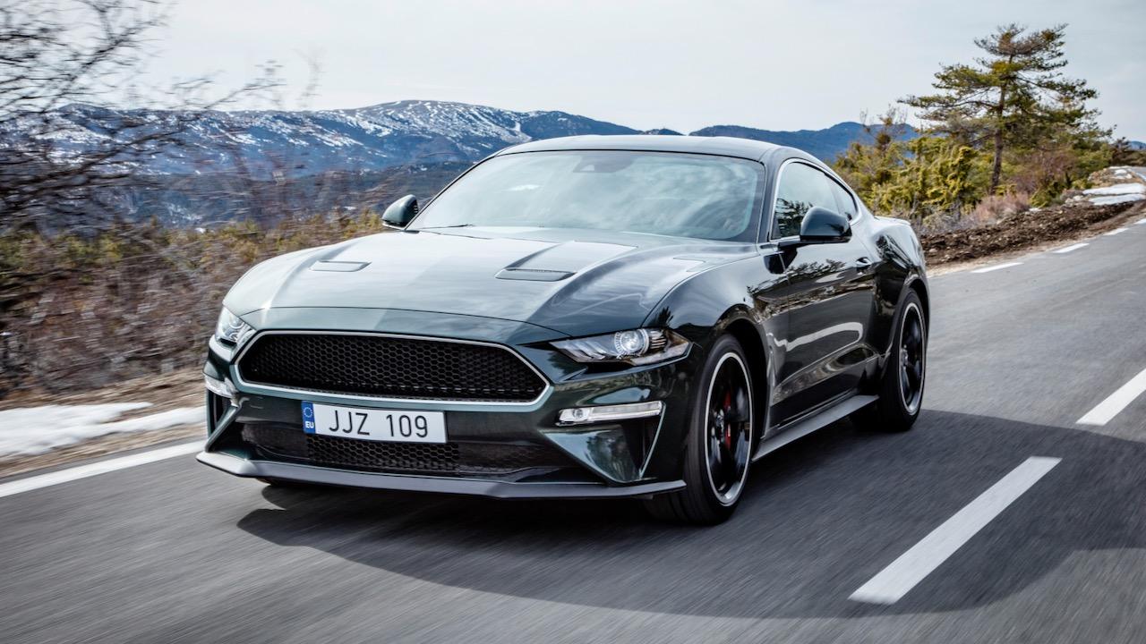 Ford Mustang Bullitt – 2