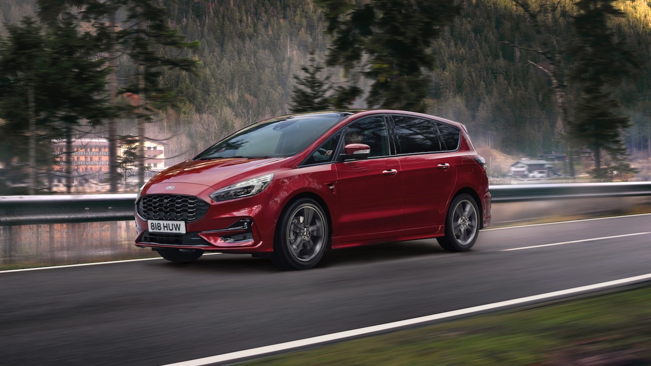 Ford S-Max Hybrid – 16