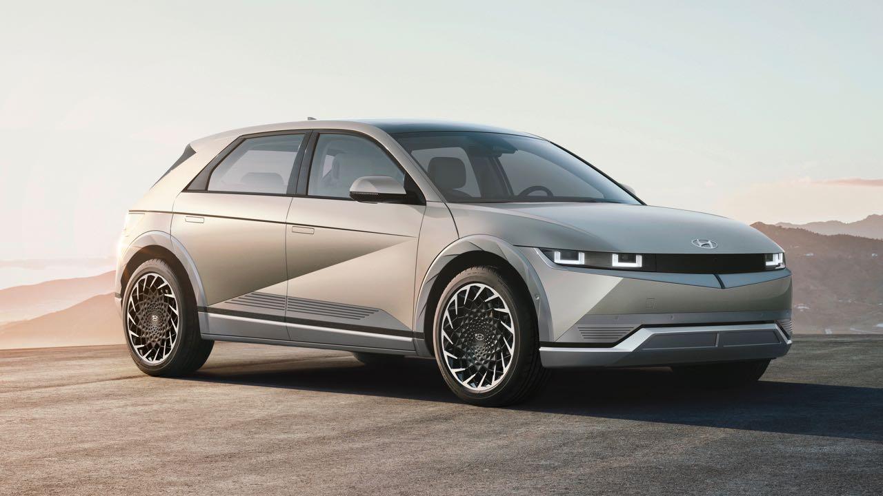 Hyundai Ioniq 5 2021 – 1