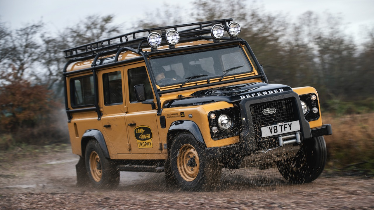 Land Rover Defender Works V8 Trophy – 34