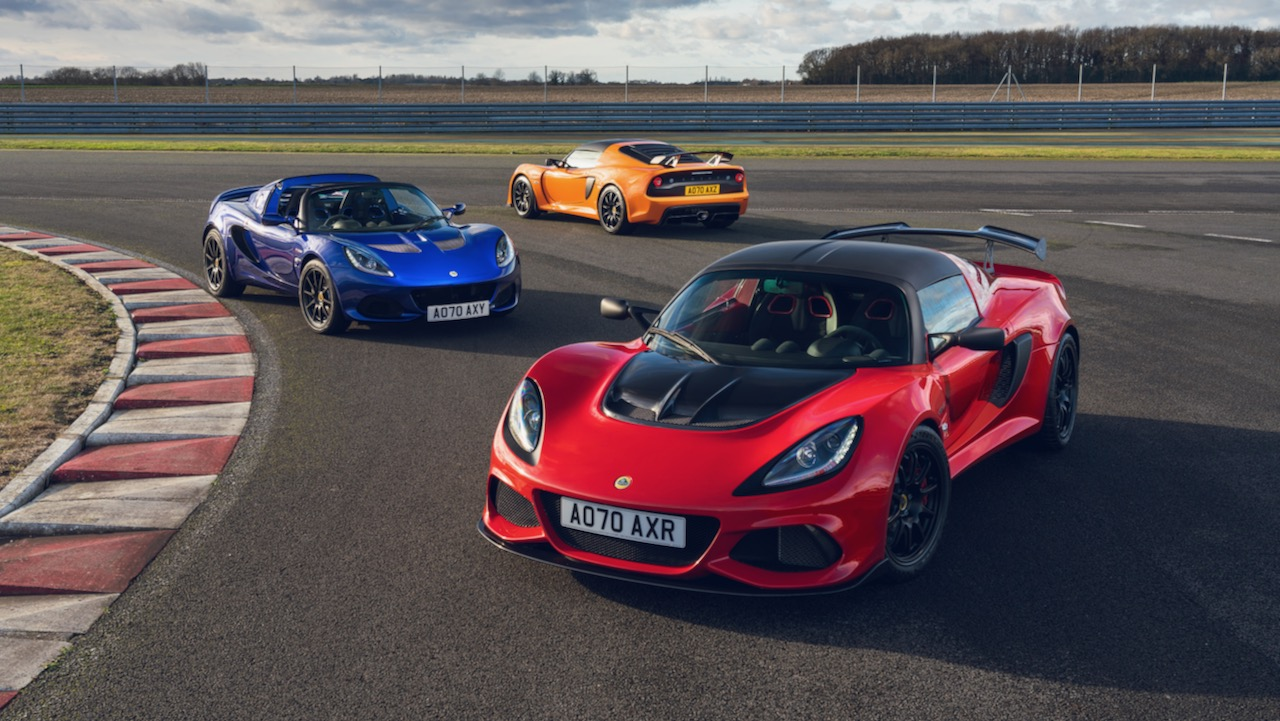 Lotus Elise Exige Final Edition – 9