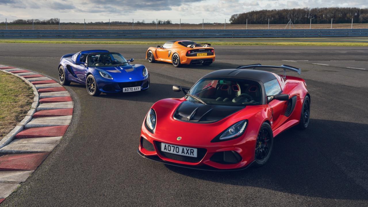 Lotus Elise Exige Final Edition – 9