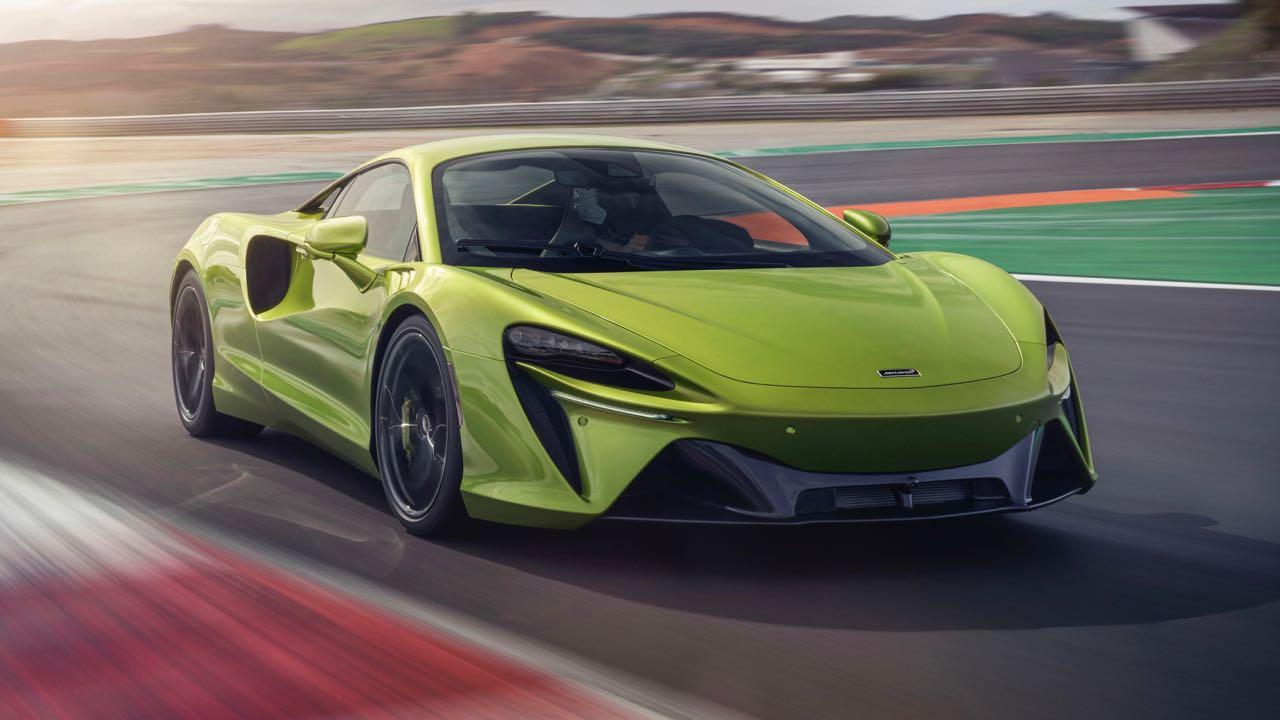 McLaren Artura 2021 – 15