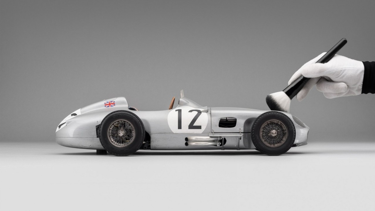 Mercedes-Benz W196 Monoposto Amalgam Collection (17)