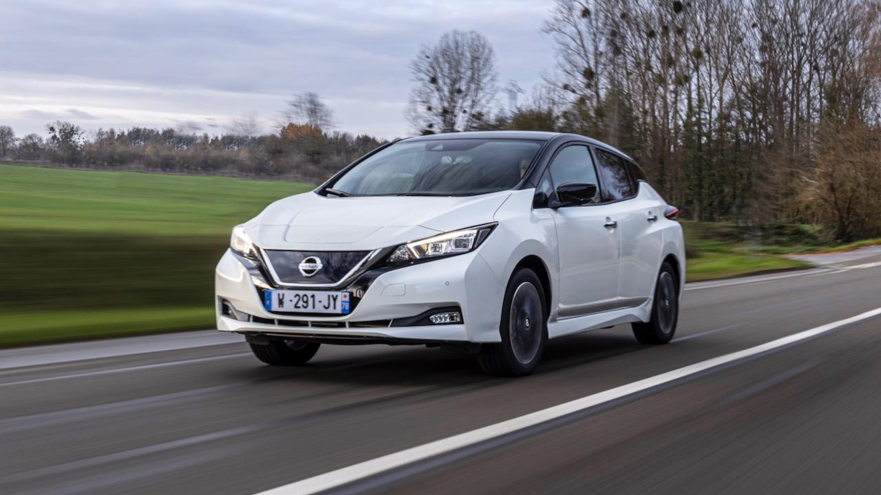 Nissan Leaf10 – 8