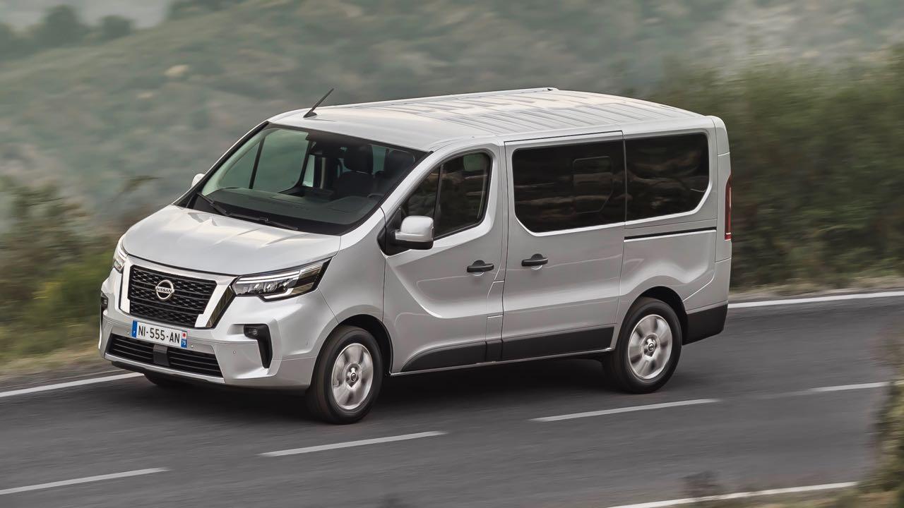 Nissan NV300 Combi 2021 – 24