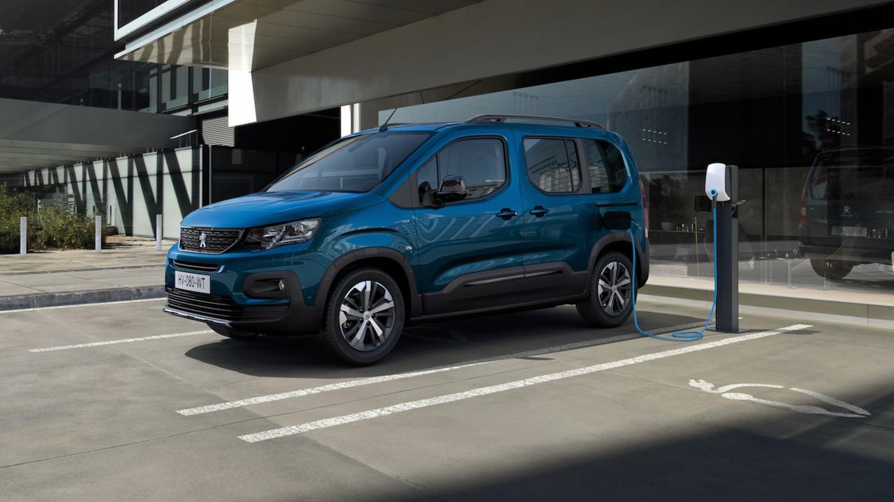 Peugeot e-Rifter – 12