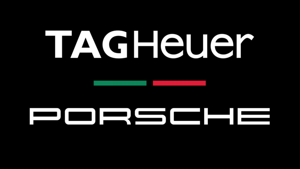 Porsche TAG Heuer Logotipos