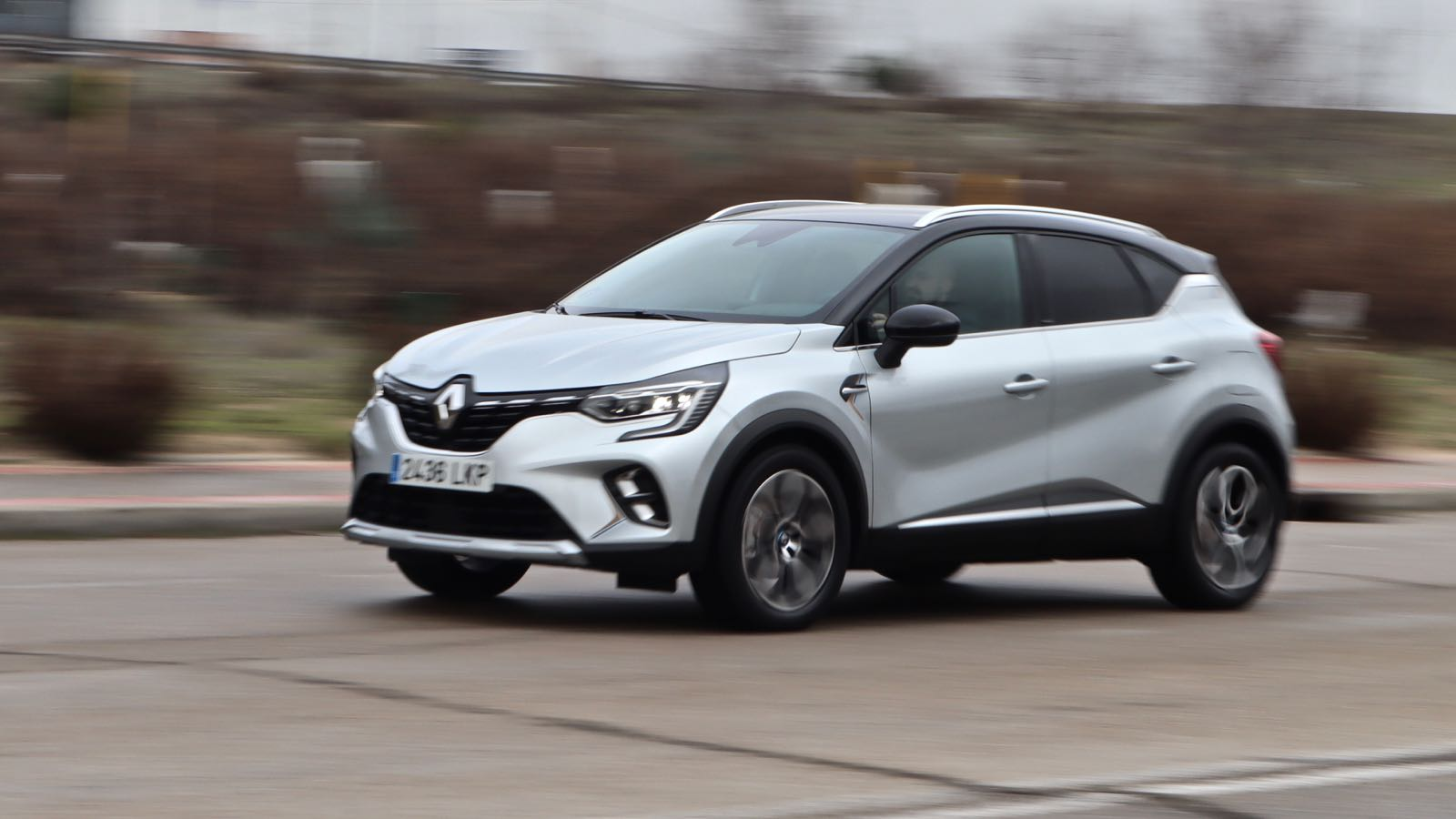 Renault Captur E-Tech prueba dinamico – 2