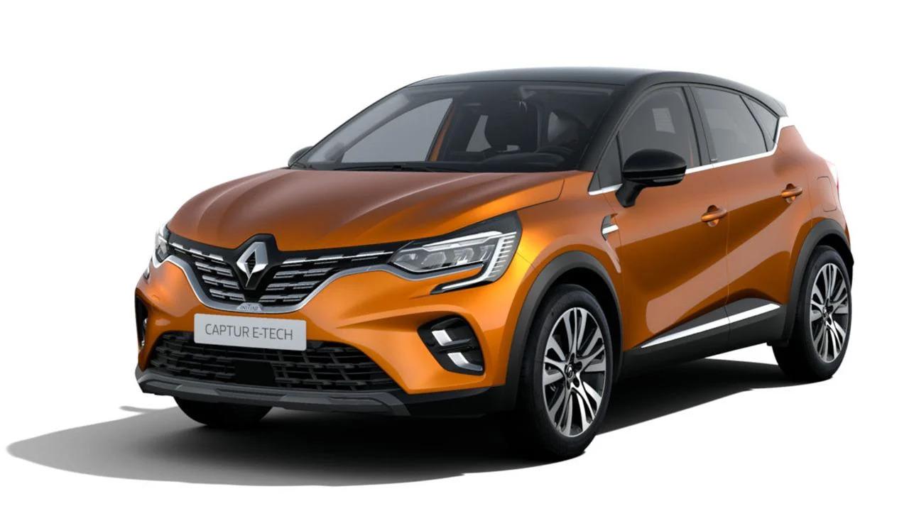 Renault Captur Initiale Paris 2021