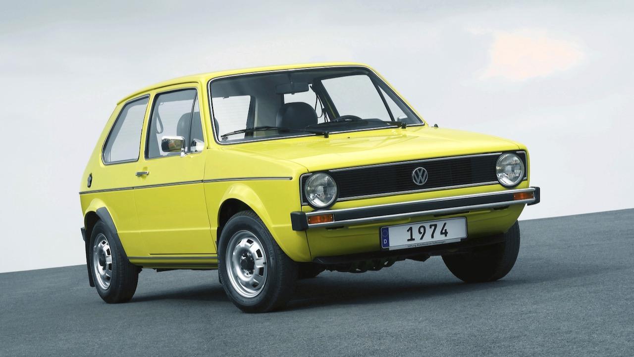 Volkswagen Golf primera generacion – 2