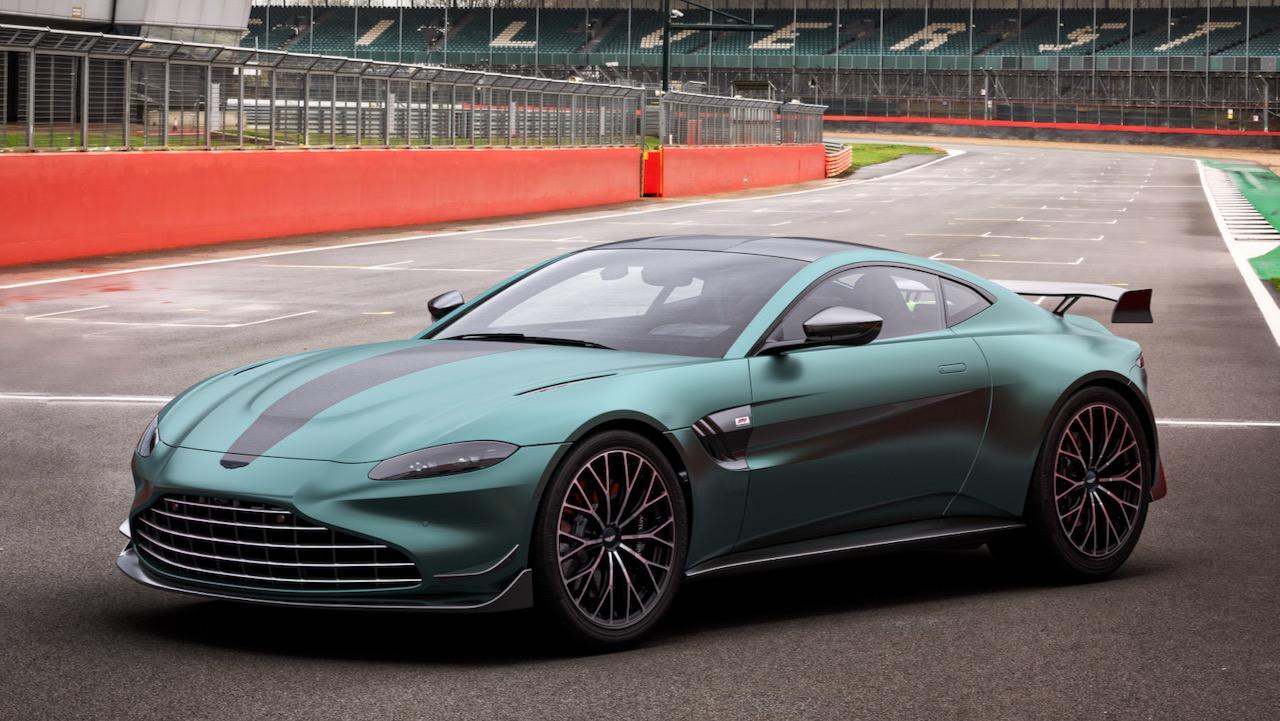 Aston Martin Vantage F1 Edition – 6