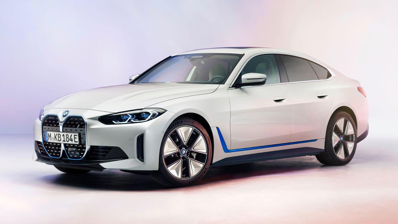 BMW i4 2021 – 2