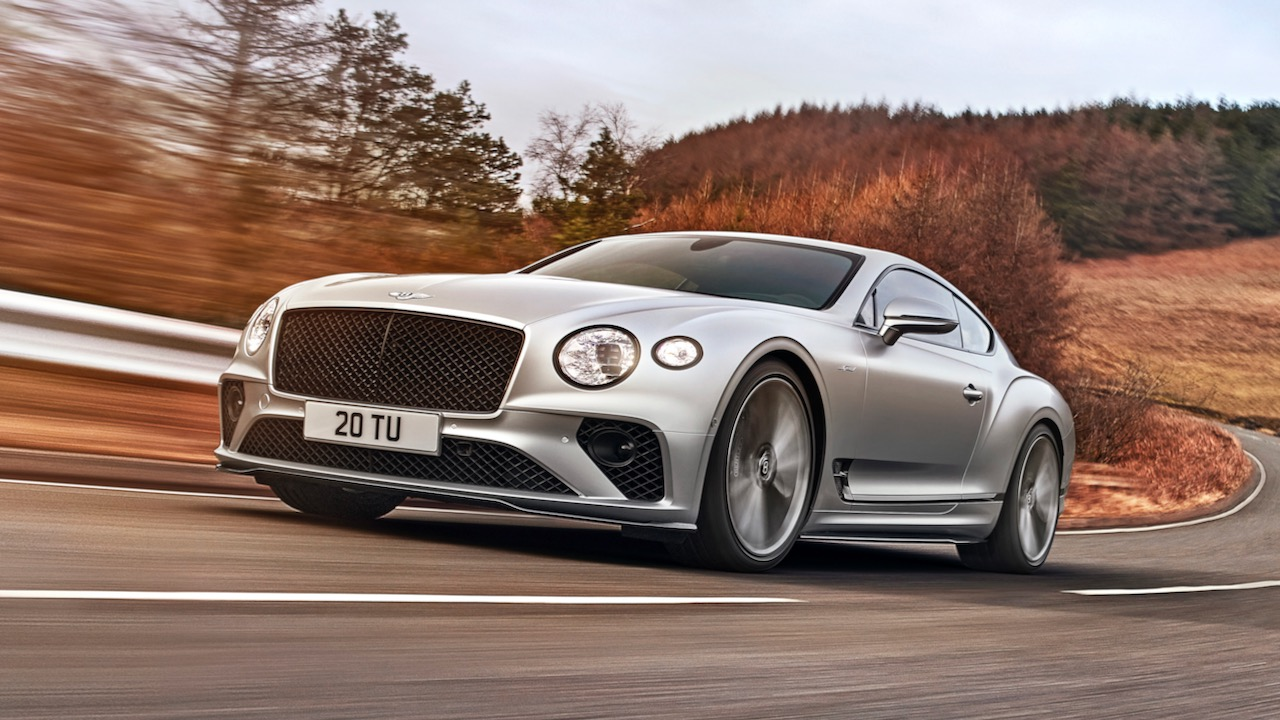 Bentley Continental GT Speed – 11