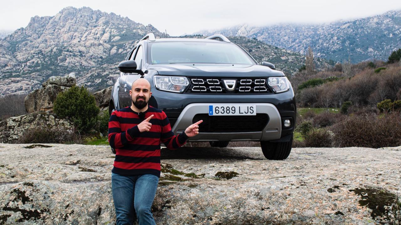 Dacia Duster portada – 1
