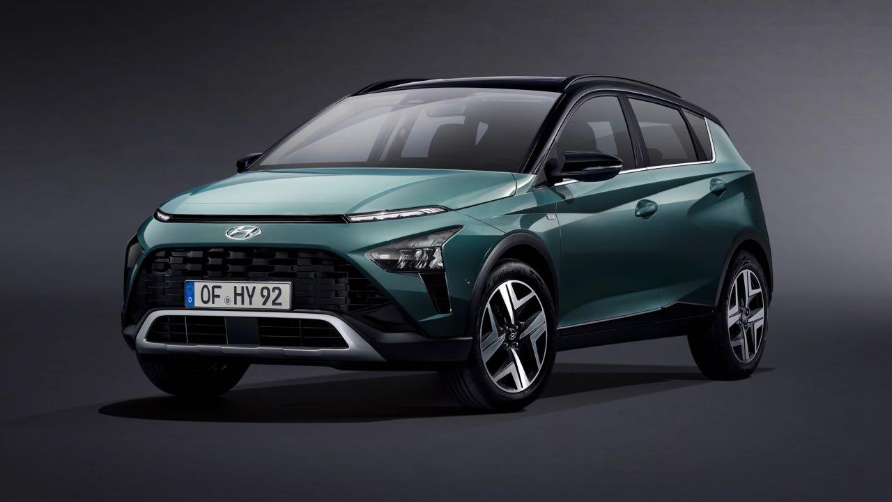 Hyundai Bayon 2021 – 1