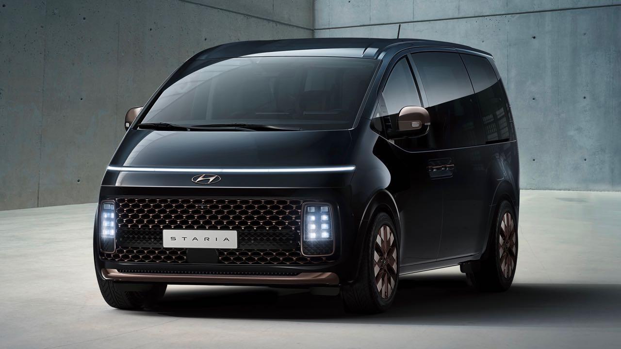Hyundai Staria 2022 – 4