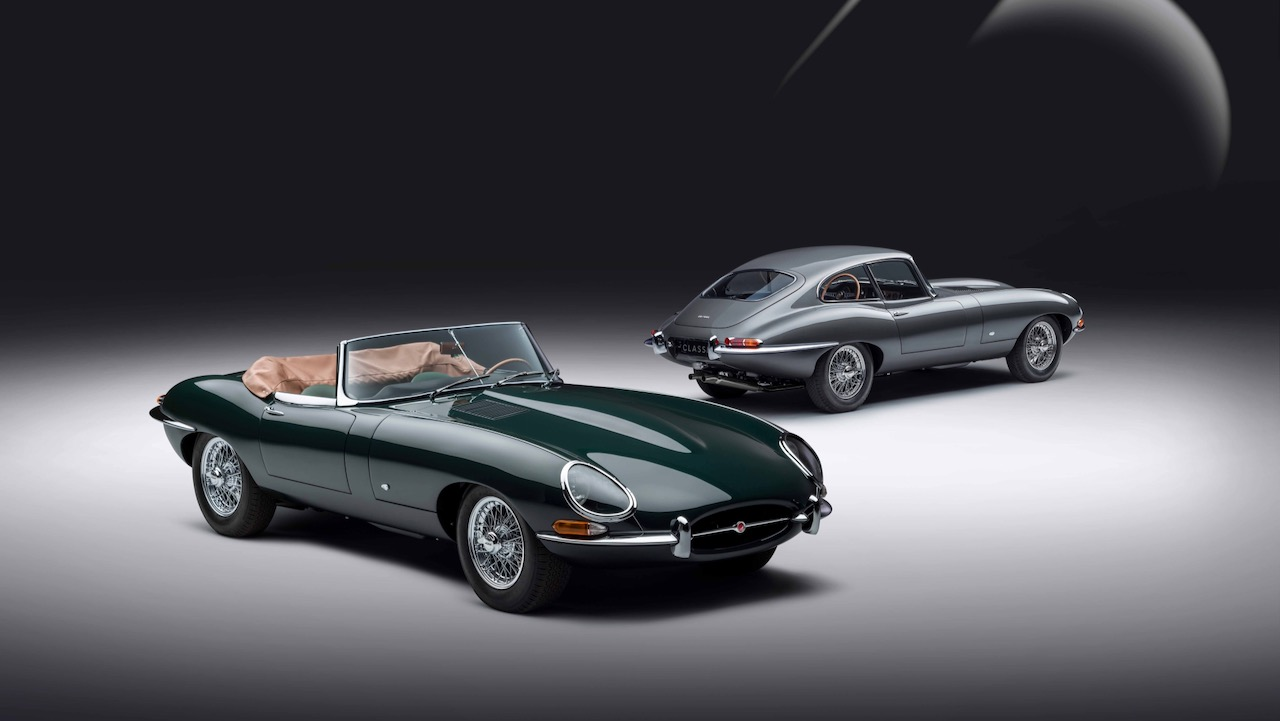 Jaguar E-Type 60 Edition – 3