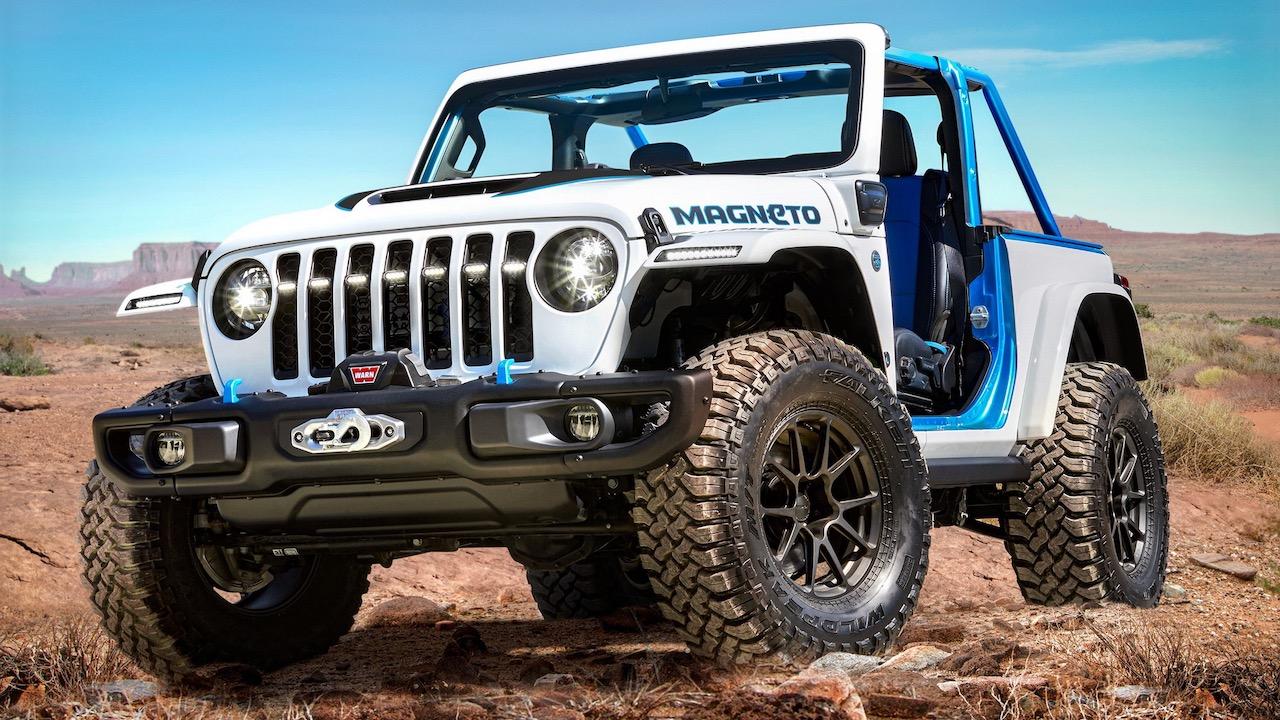 Jeep Magneto Concept – 1